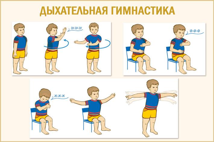 дыхательная гимнастика с детьми картинки хочу представить